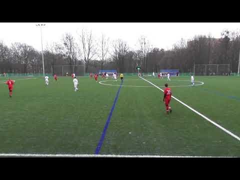 U15: FCB - Gliwice 5:0 (sestřih branek)