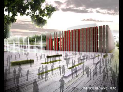 Nowa Siedziba NOSPR W Katowicach