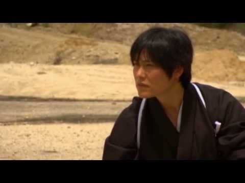 Real Samurai Sword Technique - Cutting BB Gun pellet by Isao Machii - Japanese Katana Kenjutsu
