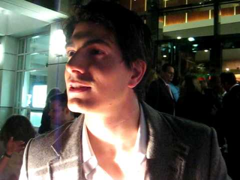Brandon Routh, Red Carpet Guest for FLiFF Video
