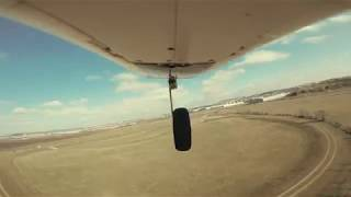Nové umístění GoPro 5 Session na letadle