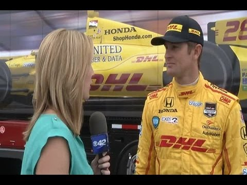 Interview with Ryan Hunter-Reay