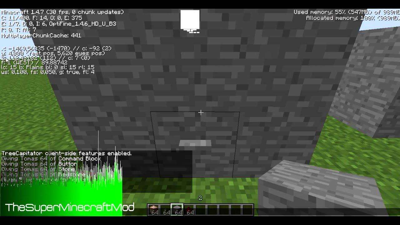 Как в Майнкрафте сделать командный блок как активировать командный 43