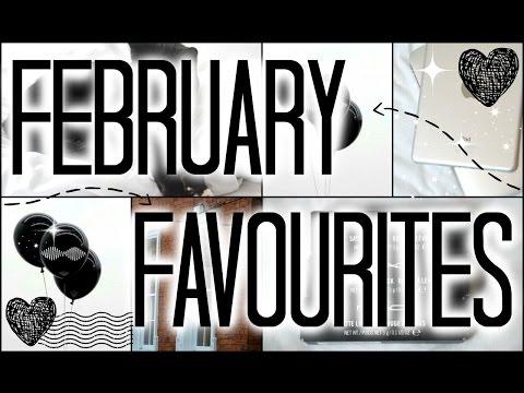 February Favorites - Food/ Drink/ Make up/ Skincare/ Fashion/ Music || Imogen-Jane