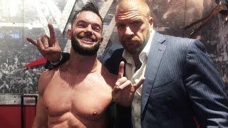 WWE Superstars react to Finn Bálor's debut