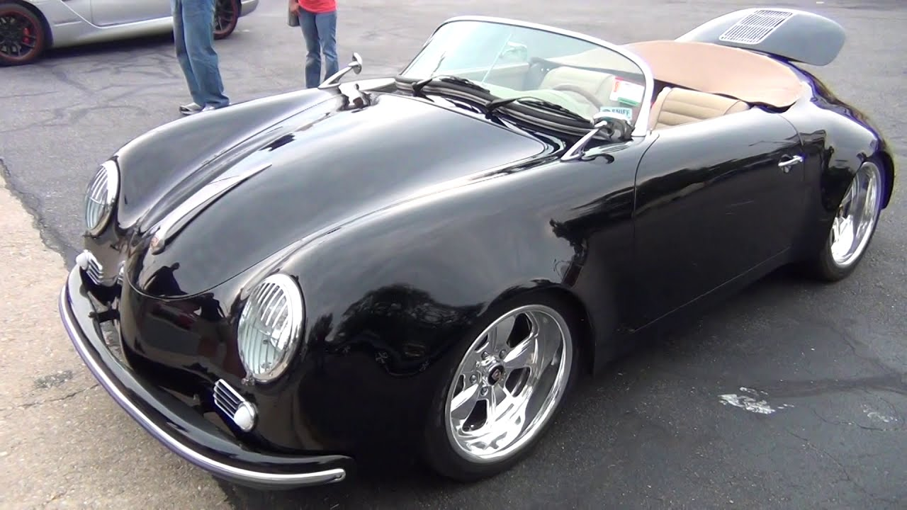 1957 Porsche Speedster Youtube