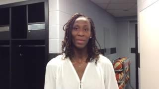 WNBA | Entrevista con Astou NDour
