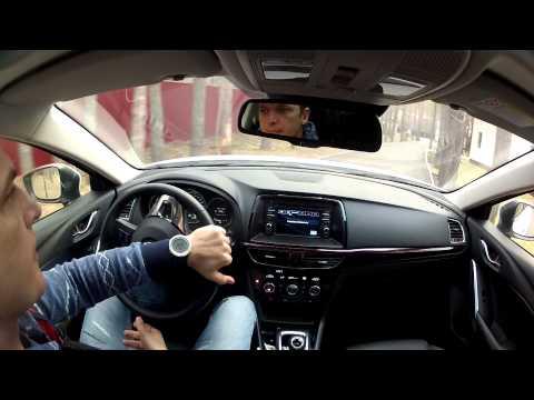 Тест Mazda 6 (2013)