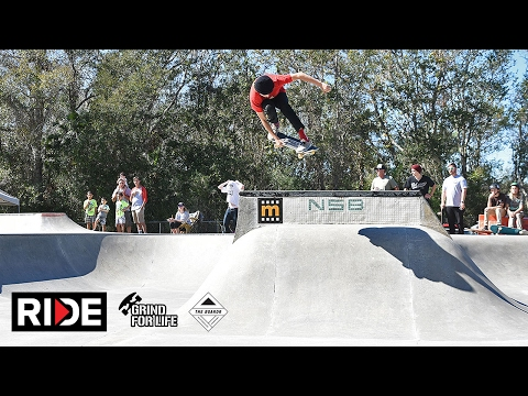 Grind for Life Series at New Smyrna Presented by Marinela