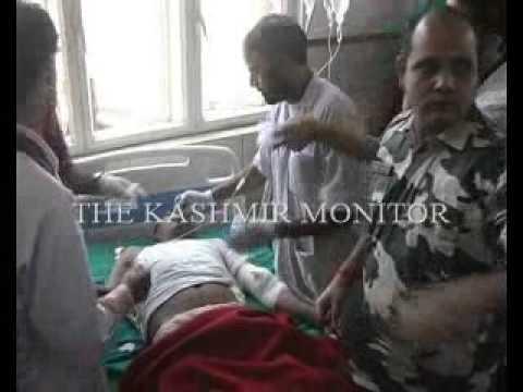 4 CRPF men among 8 Injured in Anantnag grenade attack