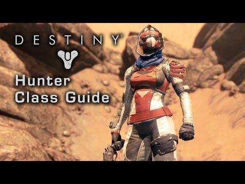 Destiny Class Guide - Hunter