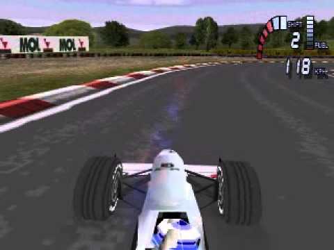 Formula 1 Season '98 - Part 44 - Hungarian GP: Practice 1