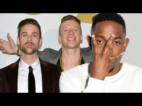 Kendrick Lamar Reacts To Macklemore Grammy