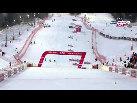 Alpine Ski Are (Swe) 13.12.2014 Mikaela Shiffrin
