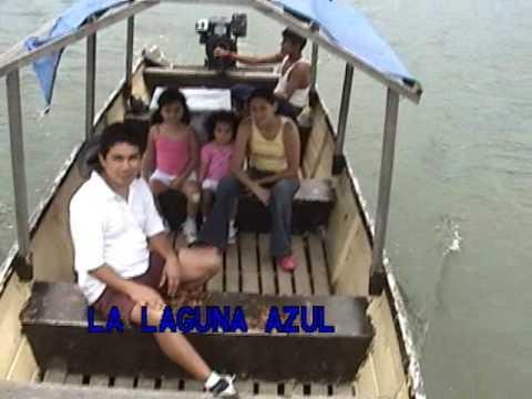 Laguna Azul o Saucecocha Tarapoto