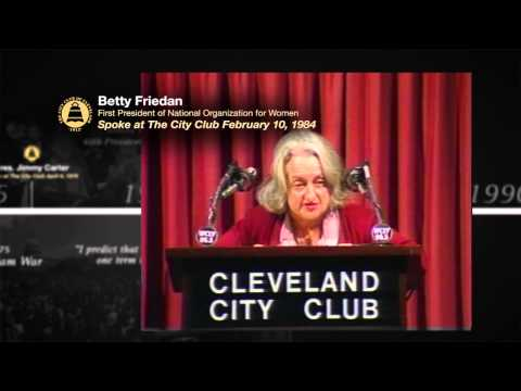 City Club of Cleveland - 100 Years in 7 Minutes