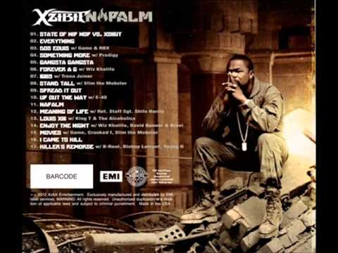 Xzibit - Man vs Machine (Bonus Disc)