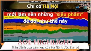 AOE Hightlight || Không phải Hà Nội thì không thể là ai khác có thể tạo nên siêu phẩm này
