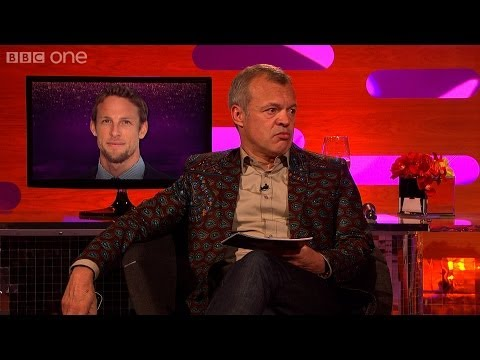 Jenson Button's bee sting excuse - The Graham Norton Show: Series 15 Episode 11 preview - BBC One