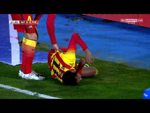 Neymar vs Getafe 13-14 (Away) HD [C.D.R] By Geo7prou