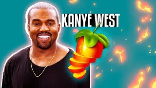 Kanye West Beat Tutorial in FL Studio