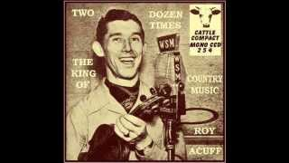 Watch Roy Acuff Satisfied Mind video