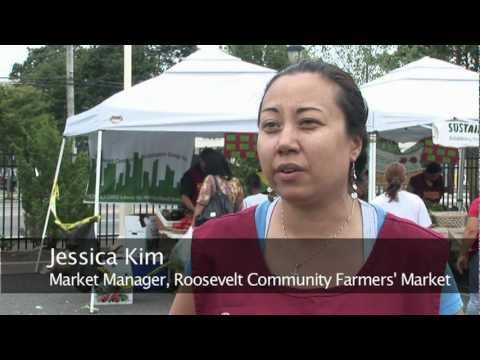 Roosevelt Community Youth-Run Farmers Market