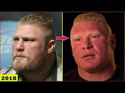 20 WWE SUPERSTARS With & Without BEARD in Real Life 2018 [HD]