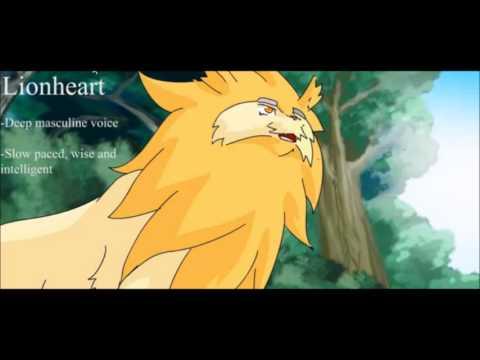 Warriors Cats Lionheart