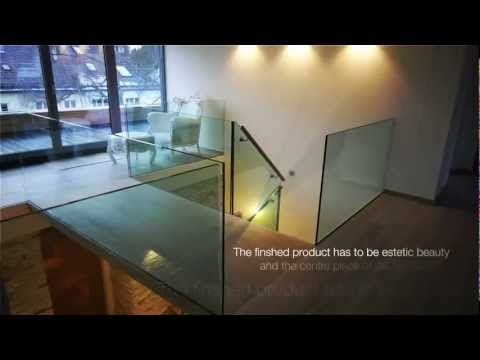 video stair to finish of installation, special stair installations, custom stairs, design stairs, modern stairs, art stairs, glass stairs, commercial stairs, cantilevered stairs