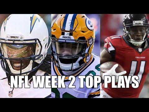 NFL WEEK 2 DRAFTKINGS / FANDUEL TOP PLAYS!