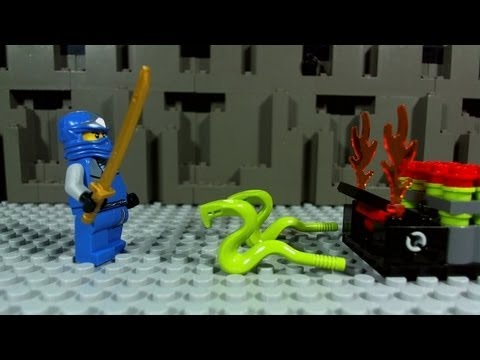 Lego Ninjago Films video