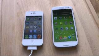Samsung Galaxy S3 - Why Apple iPhone 4S Sucks