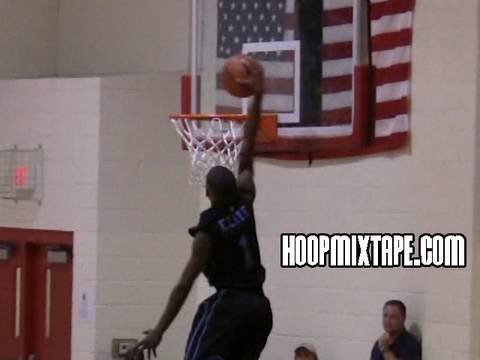 5&quot;11 Joe Jackson Has Game AND Hops; Hoopmixtape V.1