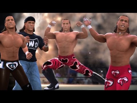 WWE '13 Community Showcase: Shawn Michaels (Ruthless Aggression Era) (Xbox 360)