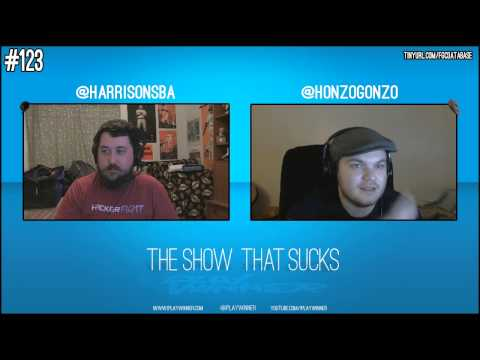 The Show That Sucks #123 Two Dollar Show - With Harrison and Honzo Gonzo