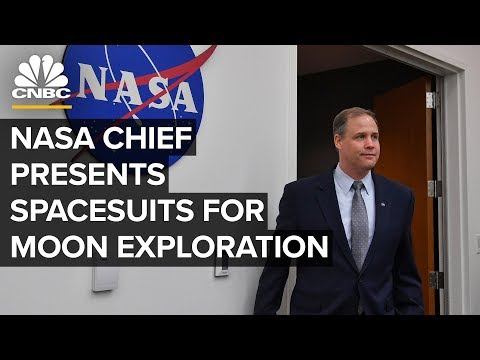 WATCH LIVE: NASA presents spacesuits for moon exploration – 10/15/2019