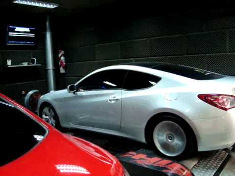 HYUNDAI GENESIS COUPE 2.0 CHIPRACING ARGENTINA