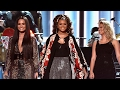 Demi Lovato, Tori Kelly & Andra Day Honor The Bee Gees With INCREDIBLE Tribute At 2017 Grammy Awards