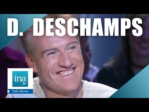 Didier Deschamps, l'interview nulle de Thierry Ardisson - Archive INA
