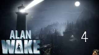 Let´s Play Alan Wake [German/Blind] #4 - Bosskampf