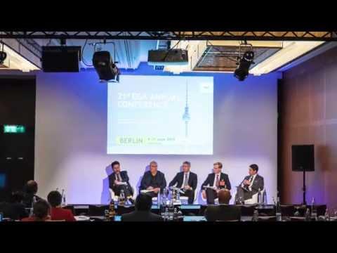 21st EGA Annual Conference - Berlin 2015