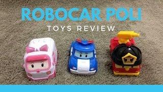 Review Robocar Poli