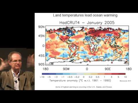 Dr. A. Paul Alivisatos, Addressing Climate Change, Lecture at the Lawrence Hall of Science