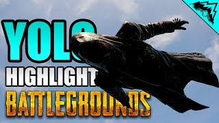 "YOUNGEST PUBG PRIVATE - ""YOLO Highlights on the Battlegrounds"" #1"