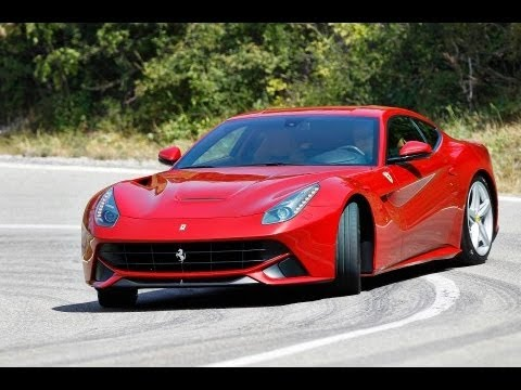 Ferrari F12 Berlinetta flat-out - autocar.co.uk