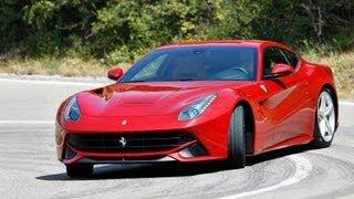 Ferrari F12 Berlinetta flat-out - autocar.co.uk