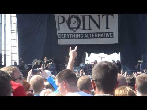 Sick Puppies - Gunfight (NEW SONG 2013) - Pointfest 31