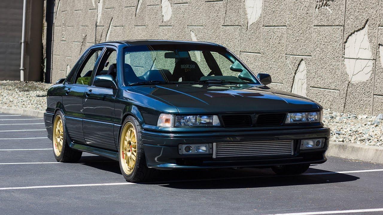 1991 Mitsubishi Galant Vr 4 Number 1051 2013 Imscc
