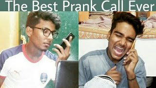 The Best Prank call with Pizza Boy || Hasunga